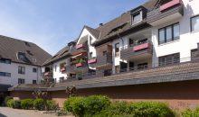 Attraktive 2-Zimmer-Apartmentwohnung mit Südbalkon und Tiefgaragenplatz