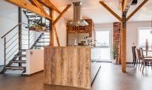 """Erstbezug nach Kernsanierung: Hochwertige Loft-Wohnung mit ebenerdiger Terrasse """"PROVISIONSFREI"""""""