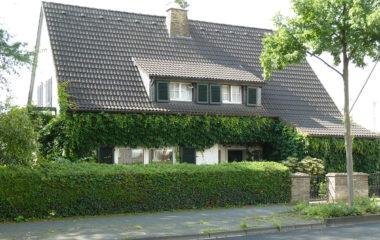 Verkauf Einfamilienhaus in Solingen